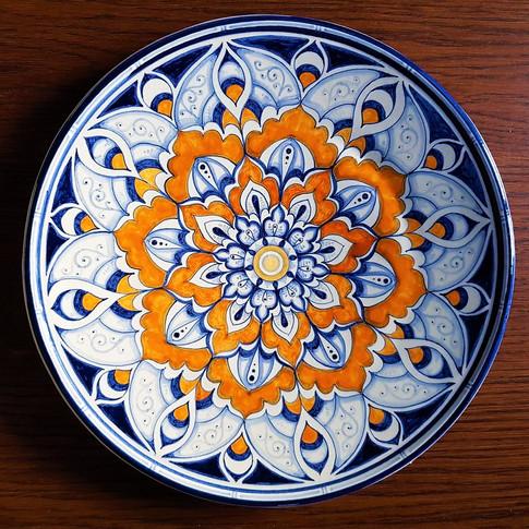 Italian Ceramics plates