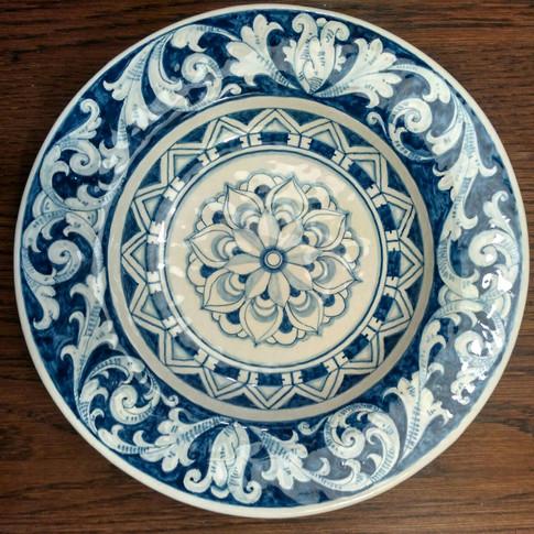 Italian Ceramics plates 26cm