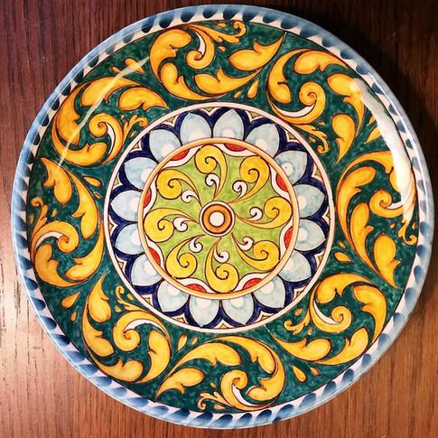 Italian Ceramics plates 20cm