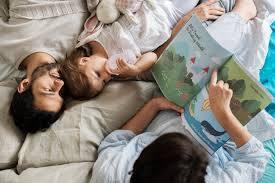 Cuentos que nos acompañan y ayudan a crecer en la crianza