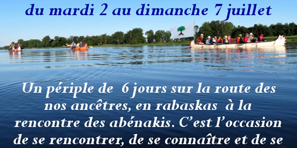 Participer à La Mission de Paix sur le fleuve Saint-Laurent 2019