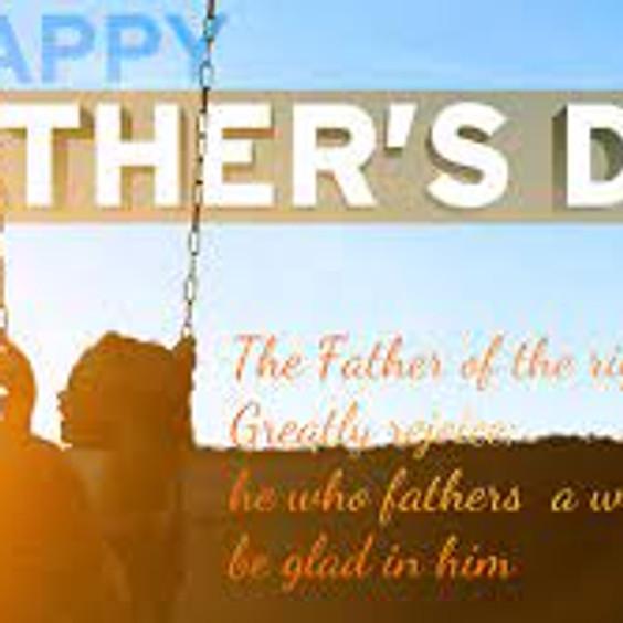 """ENY Presents Fathers Day  Celebration  """" Gratefulness"""""""