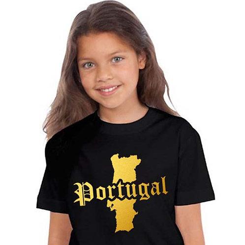 Tee-shirt enfant Portugal