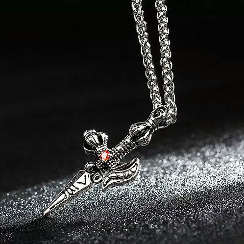 DARK Necklace - Vampire Cross