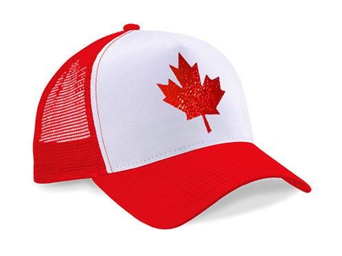 Casquette Trucker Canada Fashion