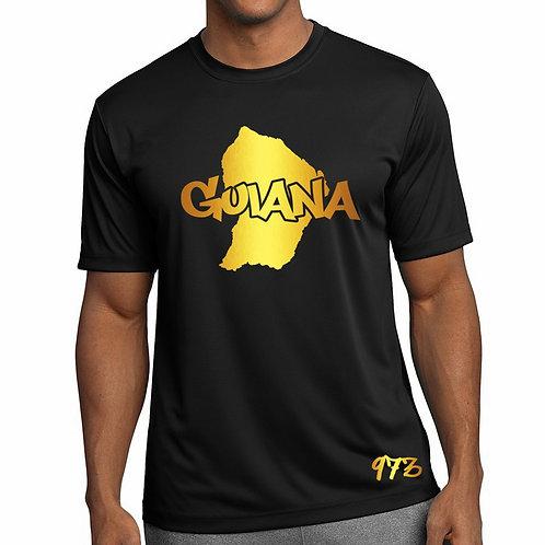 Tee-shirt Guiana 973 Guyane