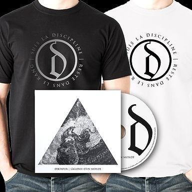Diktatur   Tee-shirt Bundle
