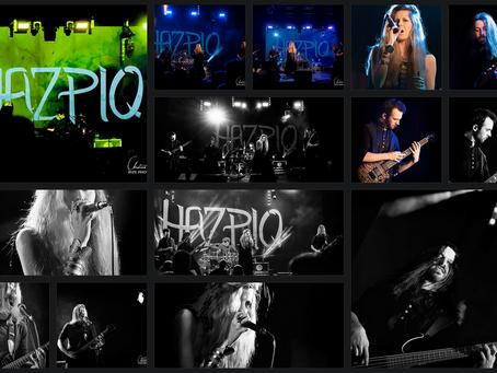 HAZPIQ live photos from Festival GZ Warmup III