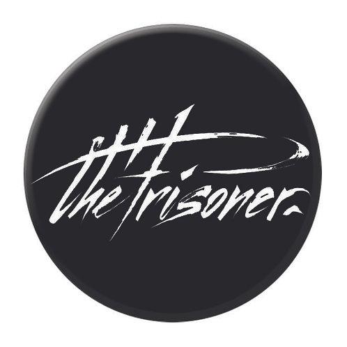The Prisoner / Badge / Pin button