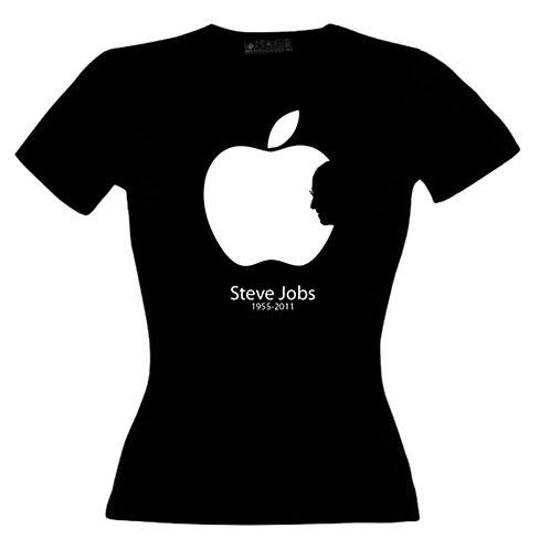 Girlie Steve Jobs 1955-2011