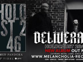 New release: DELIVERANCE - Holocaust 26:1-46