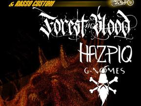 Live Event: HAZPIQ May 11th 2019