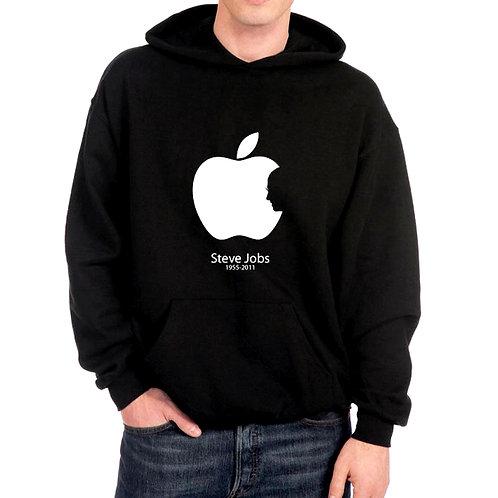 Sweat à capuche Steve Jobs 1955-2011