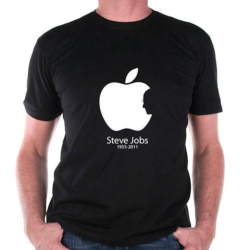 Tee-shirt Steve Jobs 1955-2011