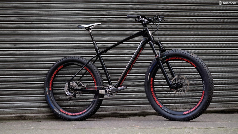 Maskinen Prodigy at bikeradar