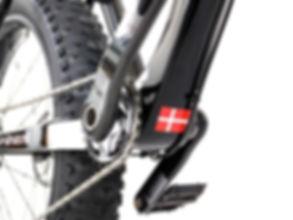 carbon fatbike custom built in Denmark