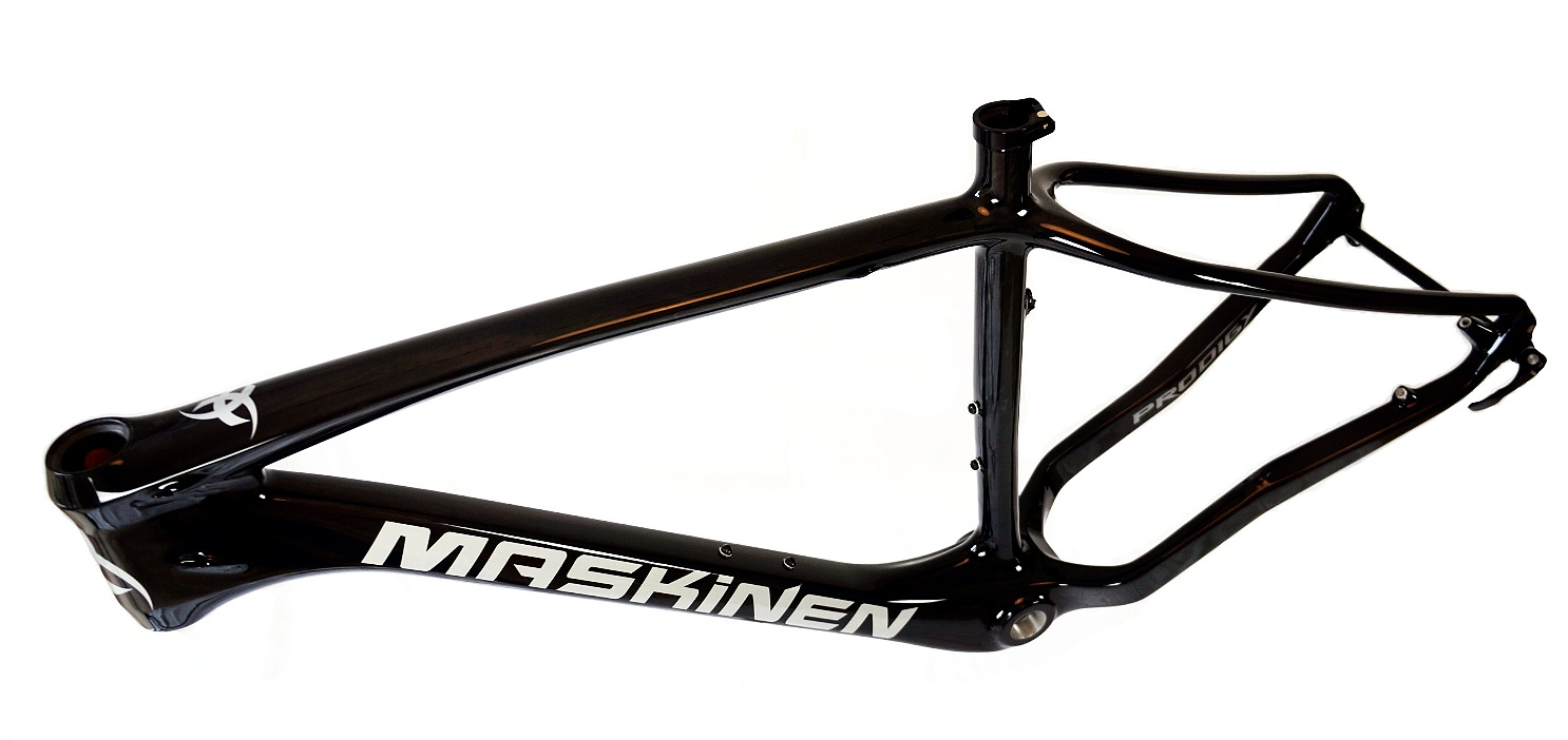 Maskinen Prodigy - carbon frame