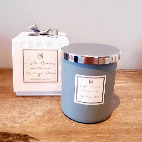 Black Fig & Vetiver - Large 300g Jar Candle