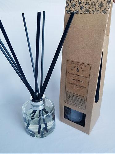 Bergamot 100ml reed diffuser