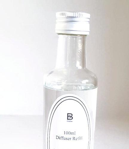 Dark Honey & Tobacco - 100ml Reed Diffuser Refill