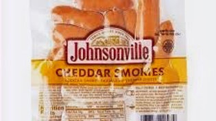 Johnsonville Mini Cheddar Smokie