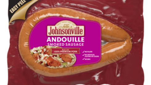 Johnsonville Andouille Smoke Sausage Rope