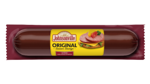 Johnsonville Summer Sausage Original 20 oz