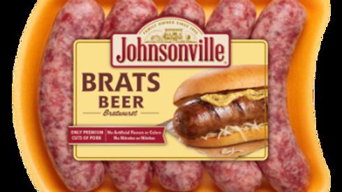 Johnsonville  Brats Beer