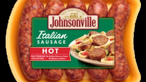 Johnsonville Italian Hot