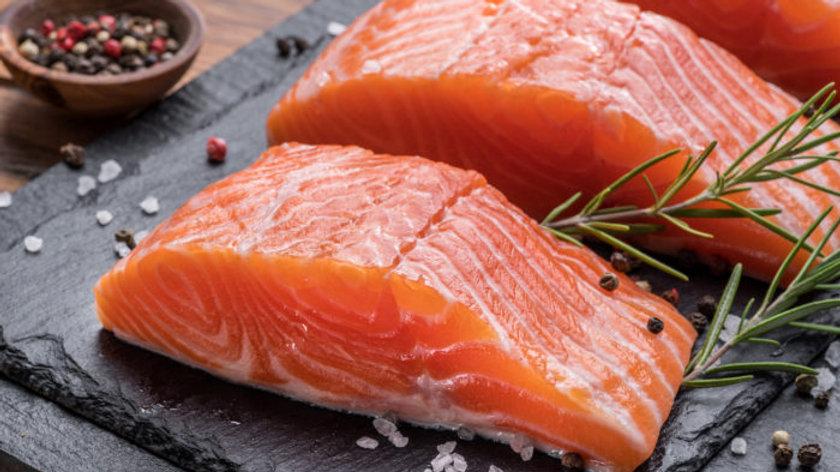 Salmon Porcionado 8 oz.