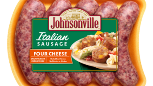 Johnsonville Italian Four Cheese