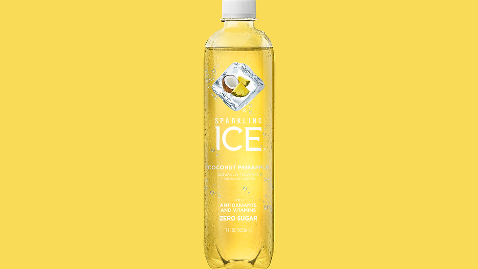 Sparkling ICE Coconut Pineapple