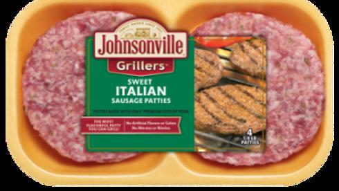 Johnsonville Griller Sweet Italian paq. 4 unid