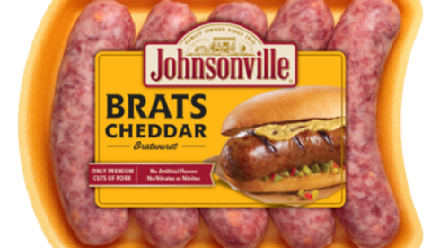 Copia de Johnsonville  Brats Cheddar