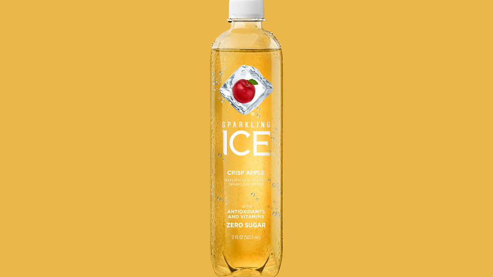 Sparkling ICE Crisp Apple