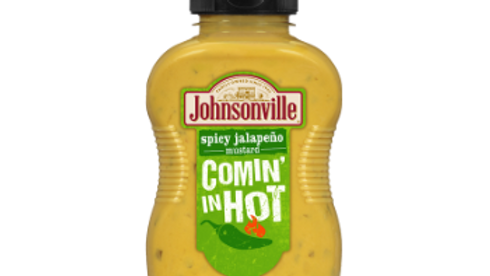 Johnsonville Spicy Jalapeño Mustard