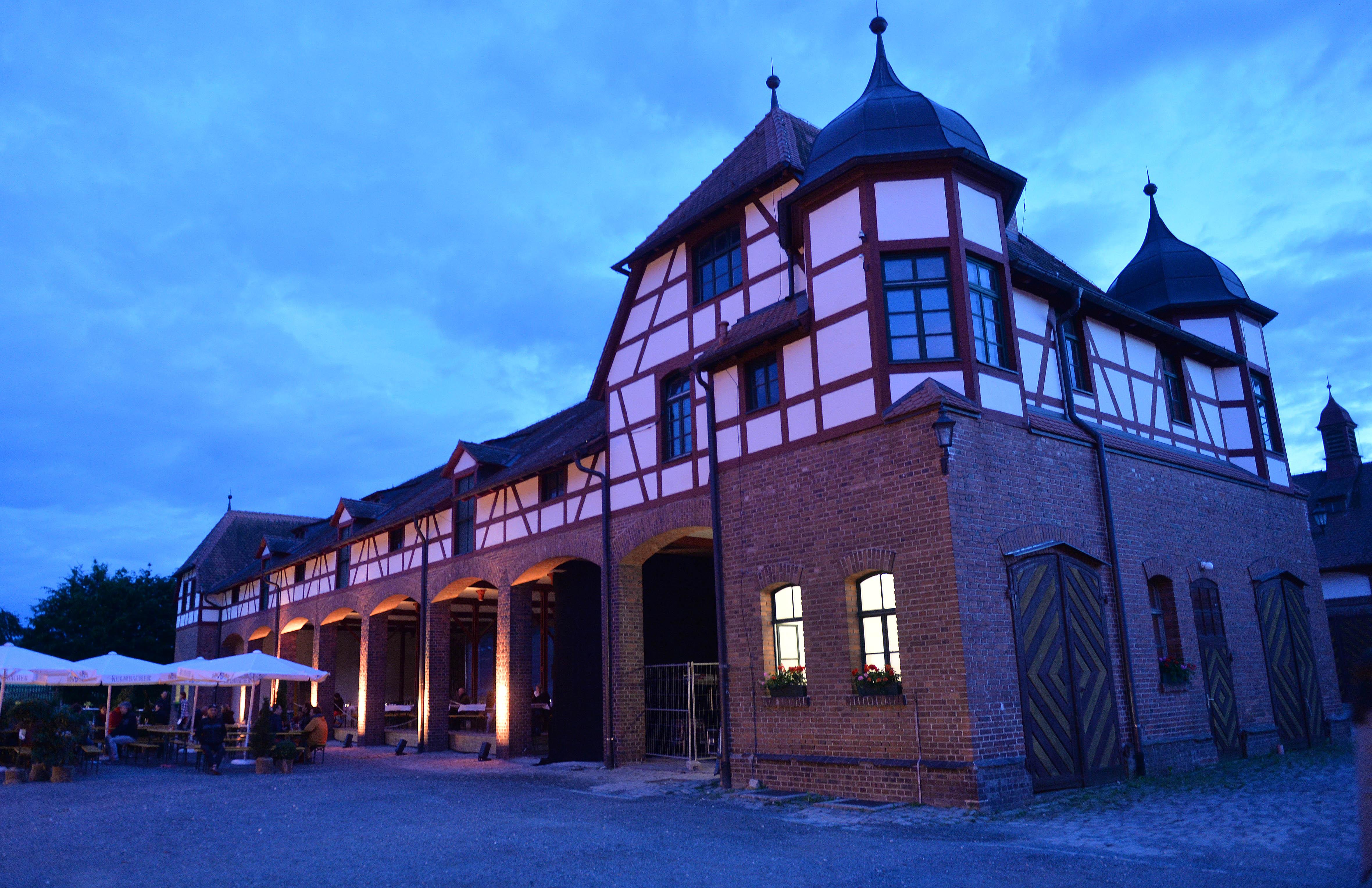 Kulturpalast Anwanden