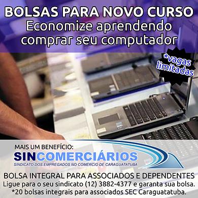 folder NovoCurso SEC Caraguatatuba [rede