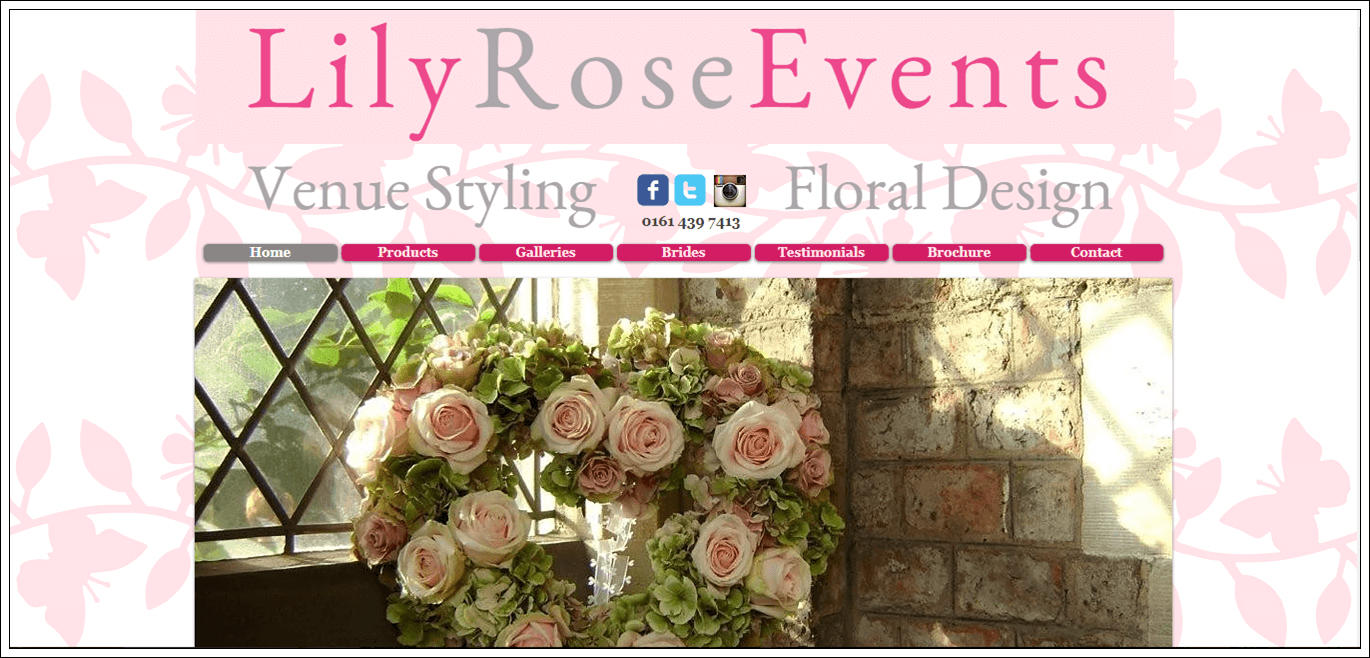 Lily Rose Events