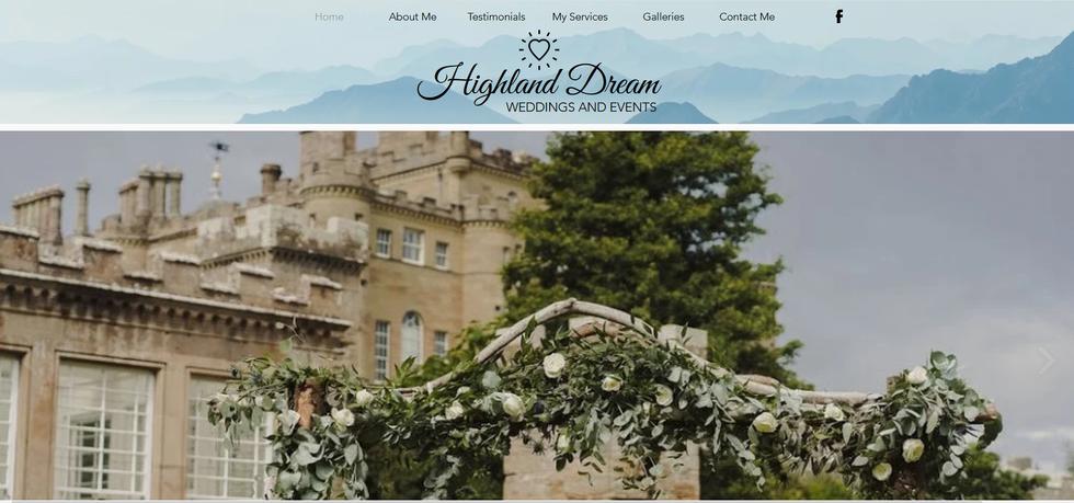 Highland Dream Weddngs & Events
