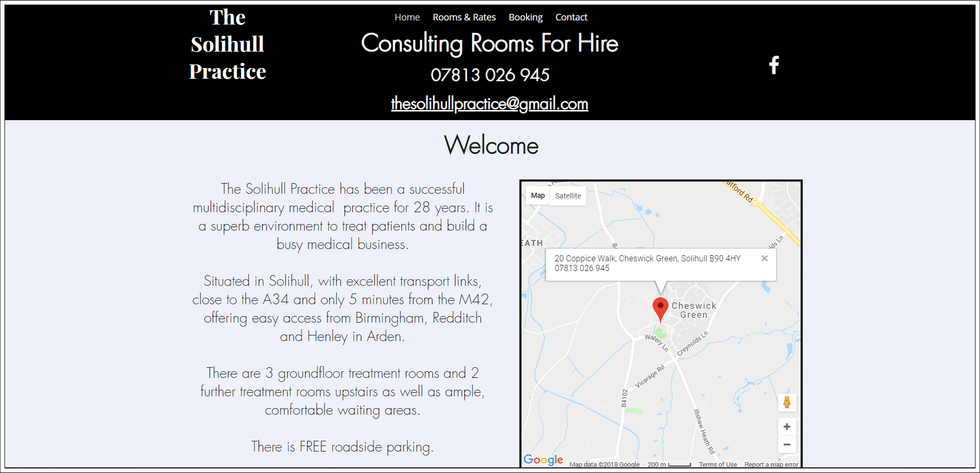 The Solihull Practice
