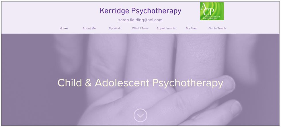 Kerridge Psychotherapy