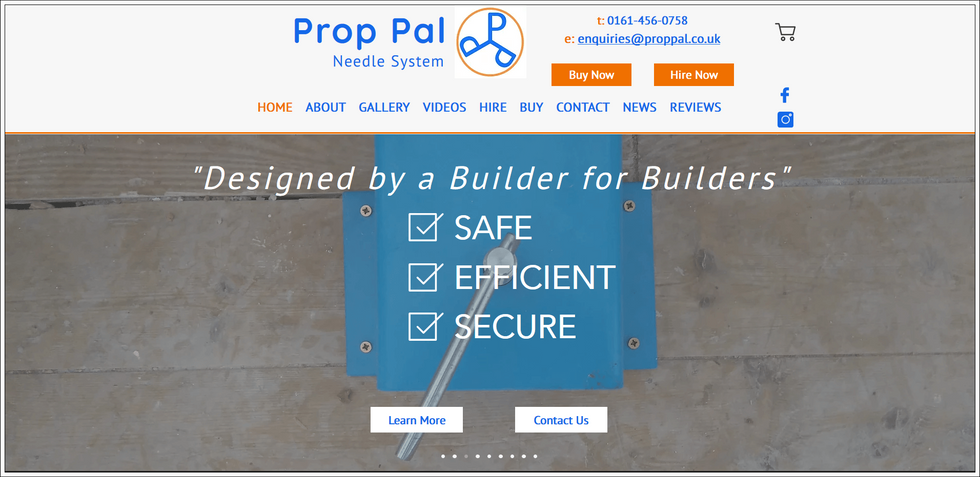Prop Pal Needle System