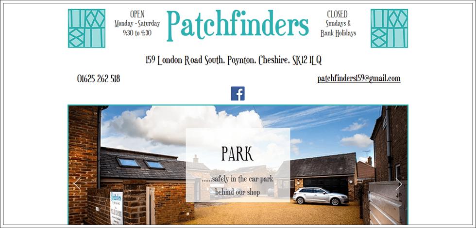 Patchfinders