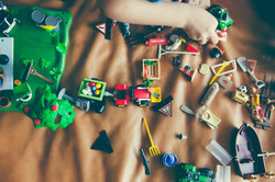 Child psychotherapy toys