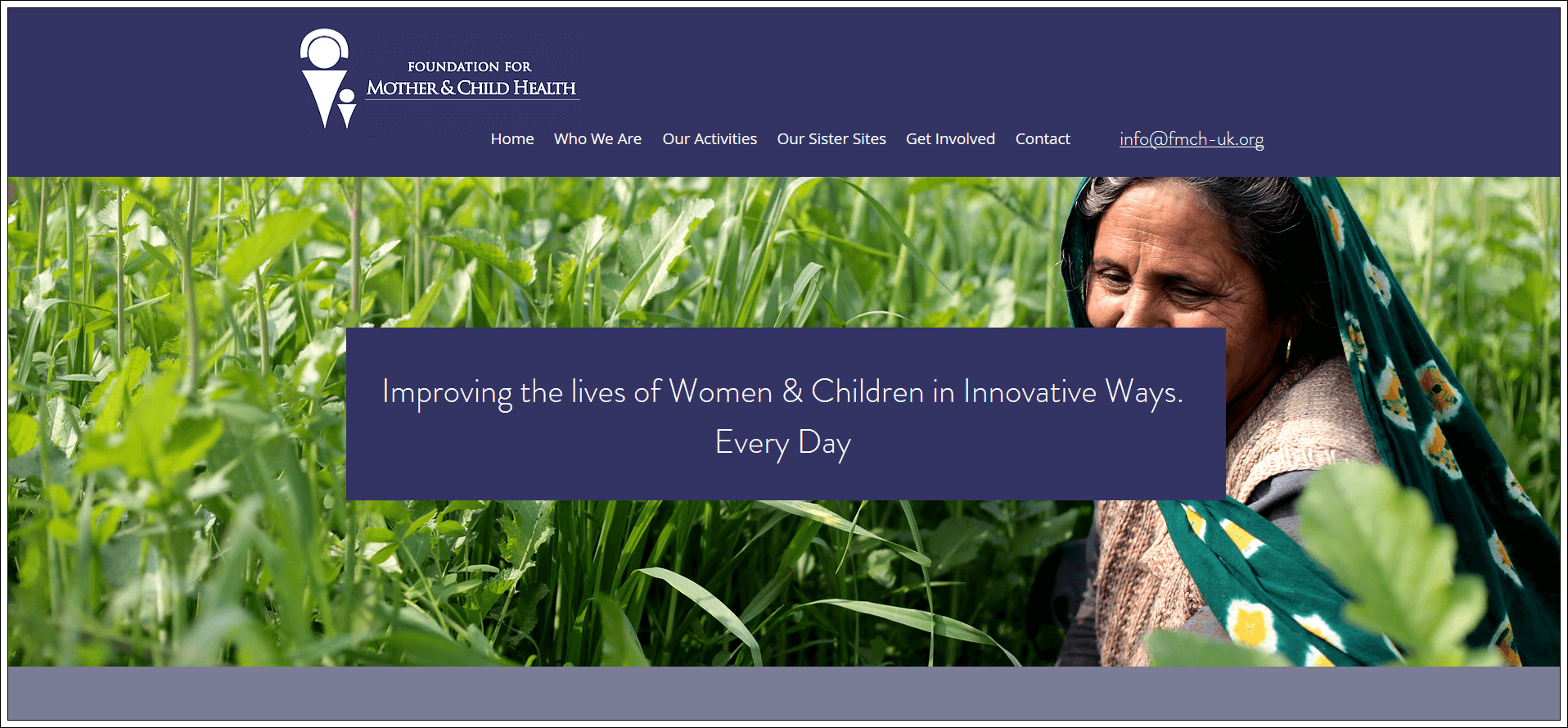 The Foundation for Mother & Child Health