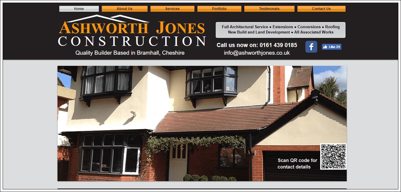 Ashworth Jones Construction