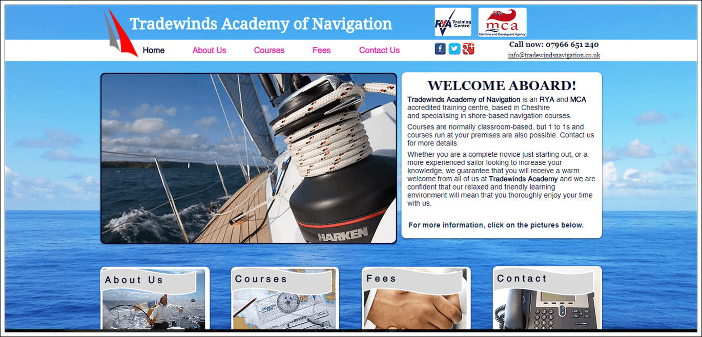 Tradewinds Academy of Navigation