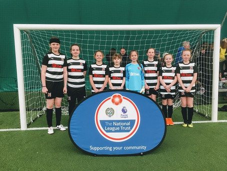National League Trust U11's Schools Cup