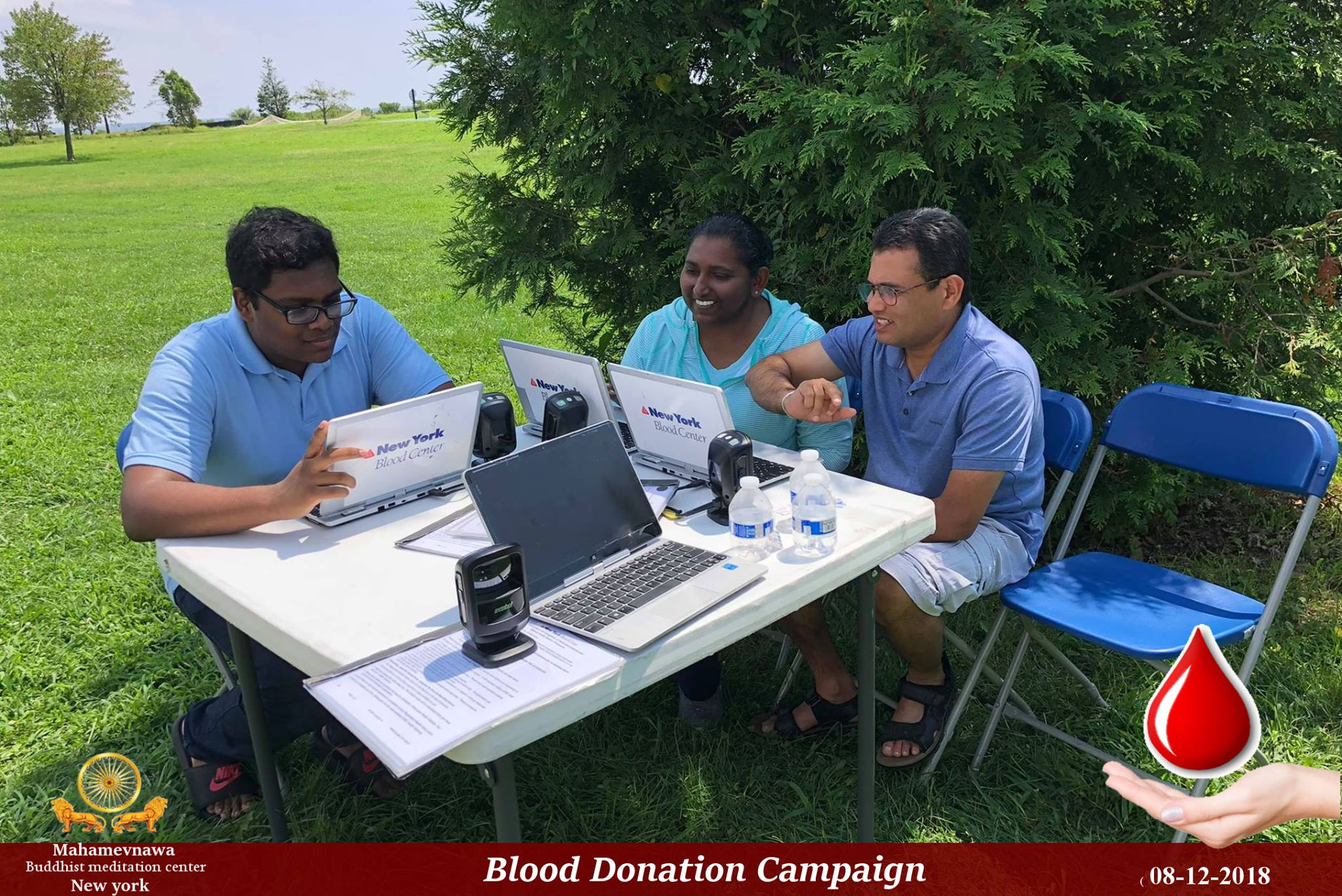 Blood Donation Campaign - 2018